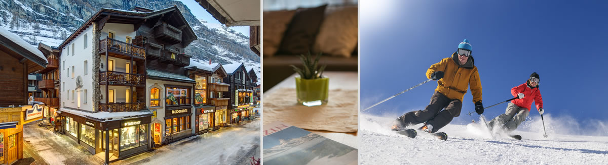 Zermatt - Skiing holiday Chalet Alpine Lodge